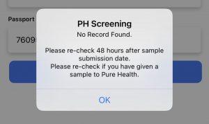 приложение коронавирус