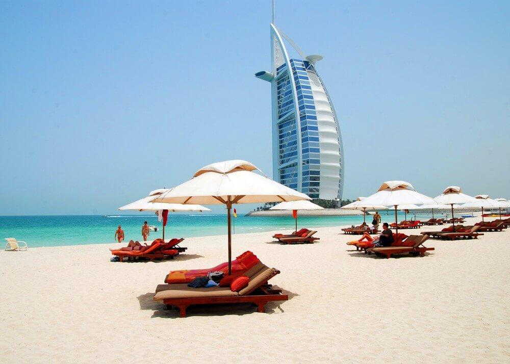 отдых в Дубае в период коронавируса зимой