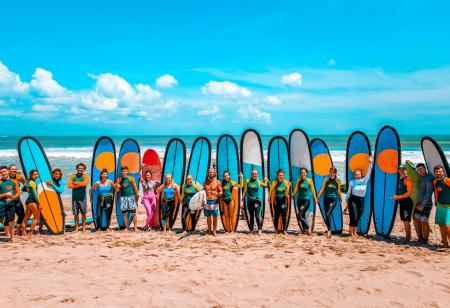 серфинг на Бали в 2021 году