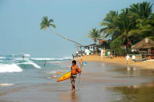 правила въезда на Шри-Ланку 2021