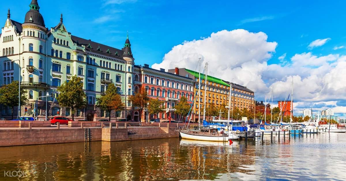 Финляндия 2021