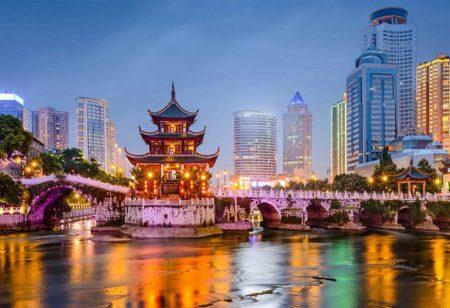 виза в китай 2021