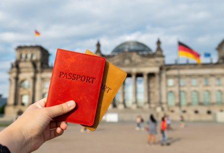 Германия начинает выдавать визы в июне 2021 года