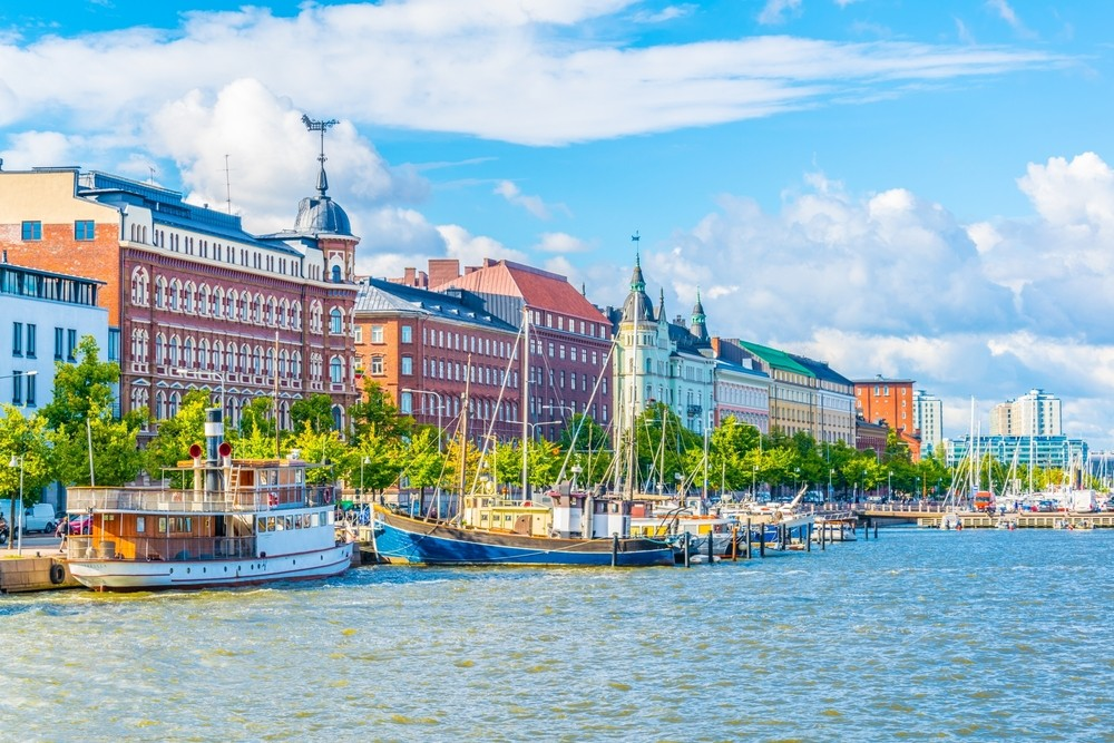 Финляндия открывает границы 2021