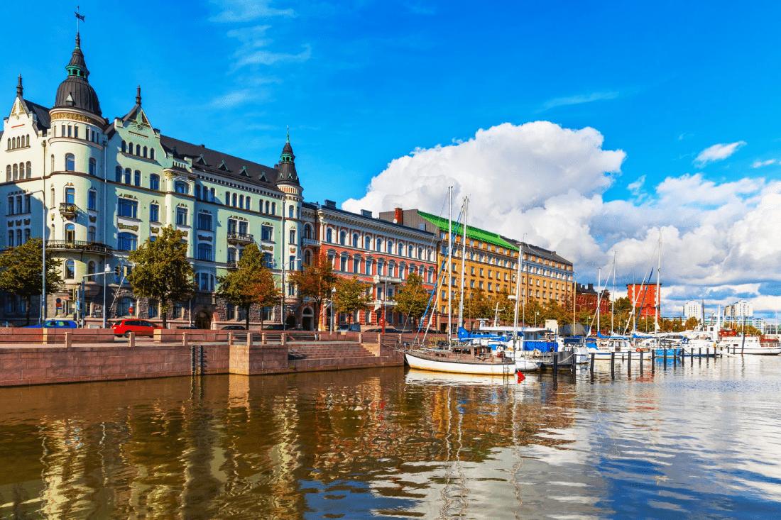 въезд в Финляндию 2021