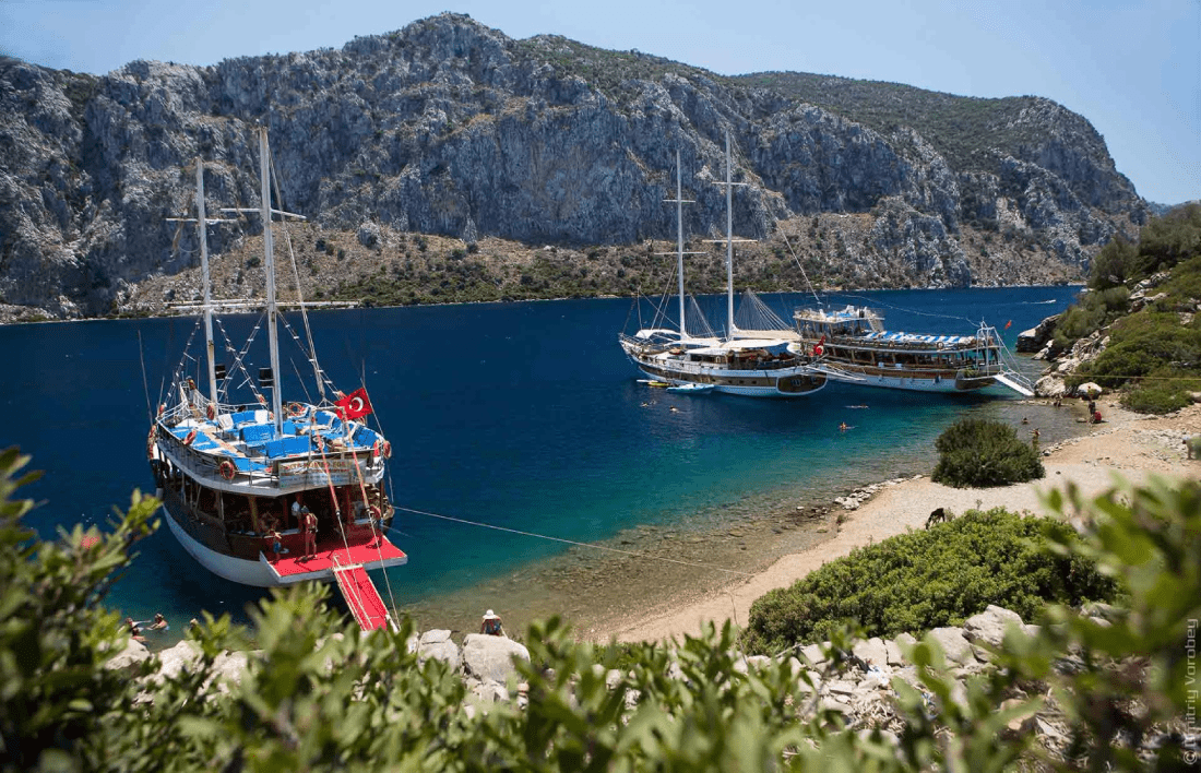 туры в Турцию июль 2021