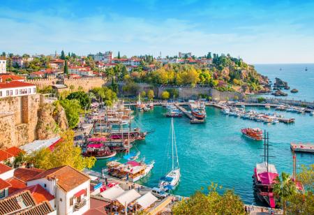 коронавирус в Турции 2021