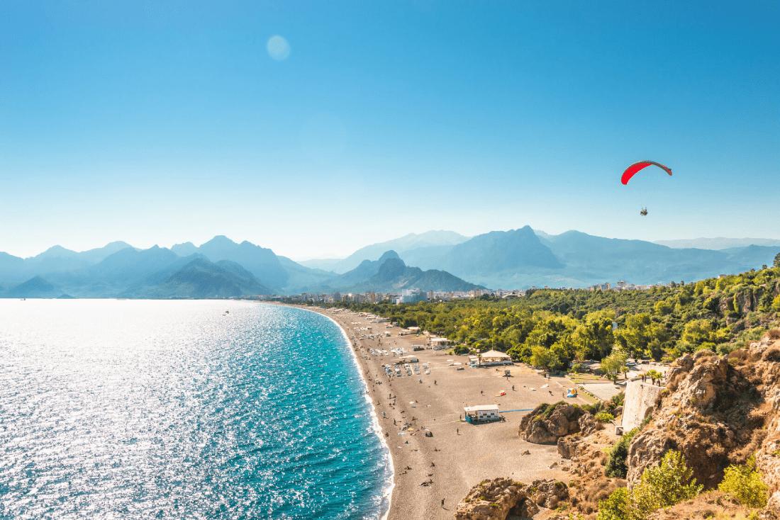 закрытие Турции июль 2021