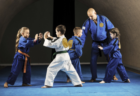 спортивное страхование каратистов