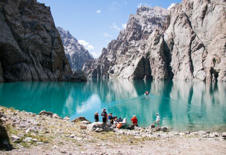 правила въезда в Киргизию